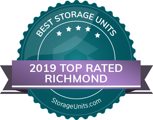 2019 Best Self Storage Units in Richmond, VA